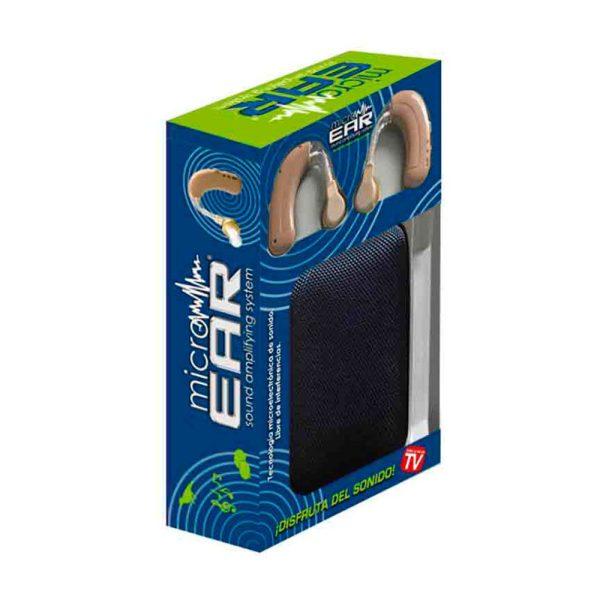 2 aparatos para sordera micro ear