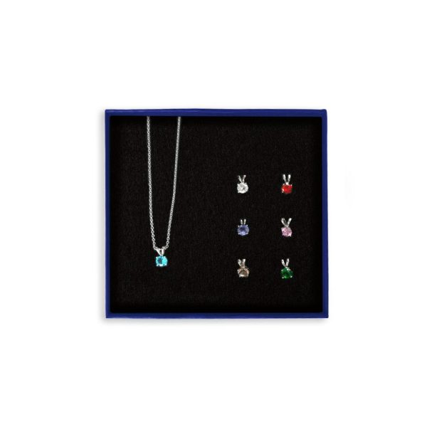 collar ivanna collection con 7 dijes