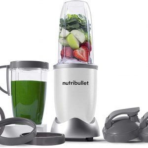 Nutribullet all white 12 acc